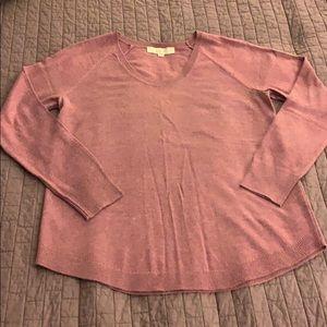 Like new, very soft, light sweater